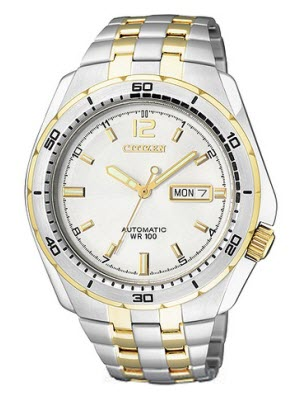 Đồng hồ Citizen Mechanical NH7484-58A