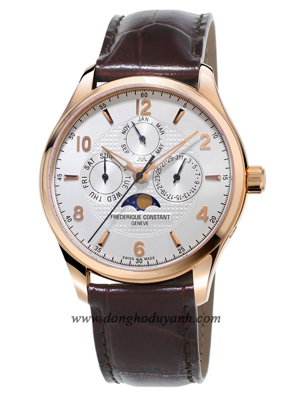 Đồng hồ Frederique Constant Runabout Moonphase FC-365RM5B4