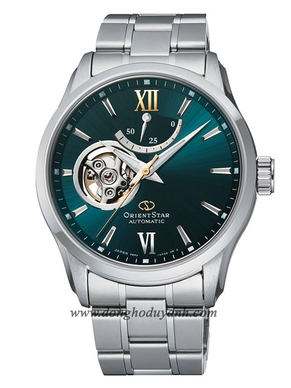 Đồng hồ Orient Star Semi Skeleton RE-AT0002E00B
