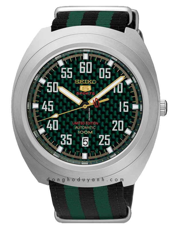 Đồng hồ Seiko 5 E.Sport  Limited Edition SRPA89K1