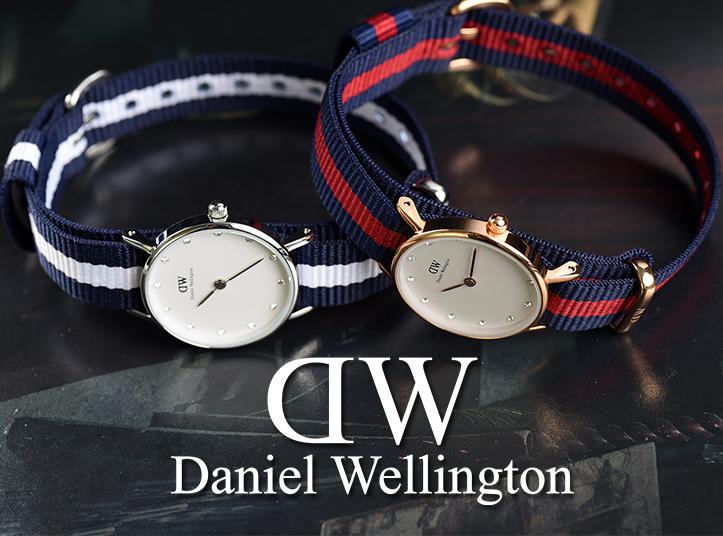 DANIEL WELLINGTON VÀ NHỮNG CHIẾC ĐỒNG HỒ DÂY NATO LÀM NÊN TÊN TUỔI
