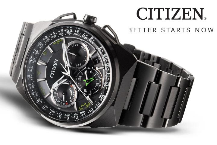 đồng hồ CITIZEN Eco-Drive SATELLITE WAVE F900