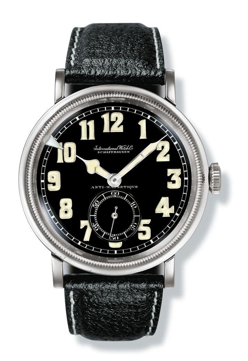 lịch sử đồng hồ đeo tay
