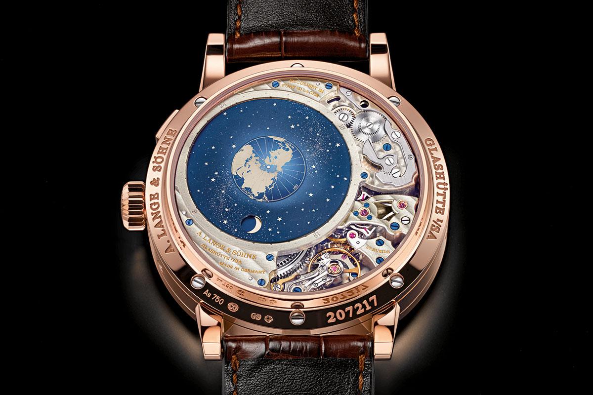 đồng hồ chu kỳ mặt trăng