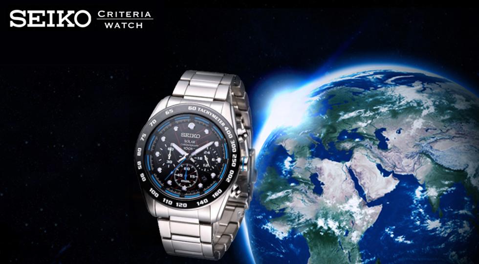 Đồng hồ CRITERIA