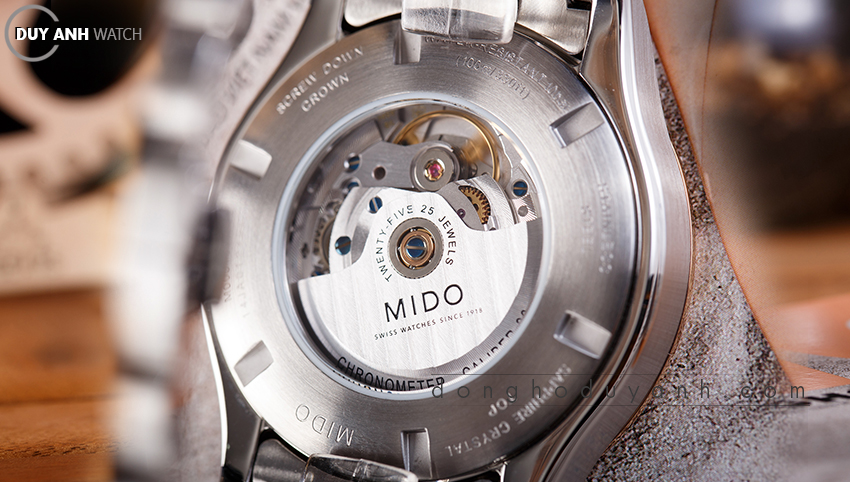 đồng hồ Mido Multifort Caliber 80 Chronometer