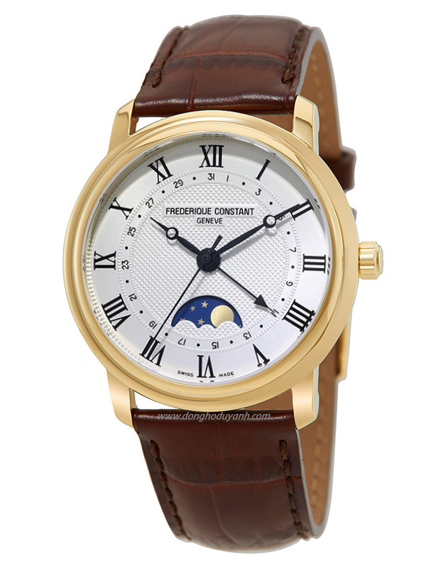 FREDERIQUE CONSTANT  MOONPHASE FC-330MC4P5