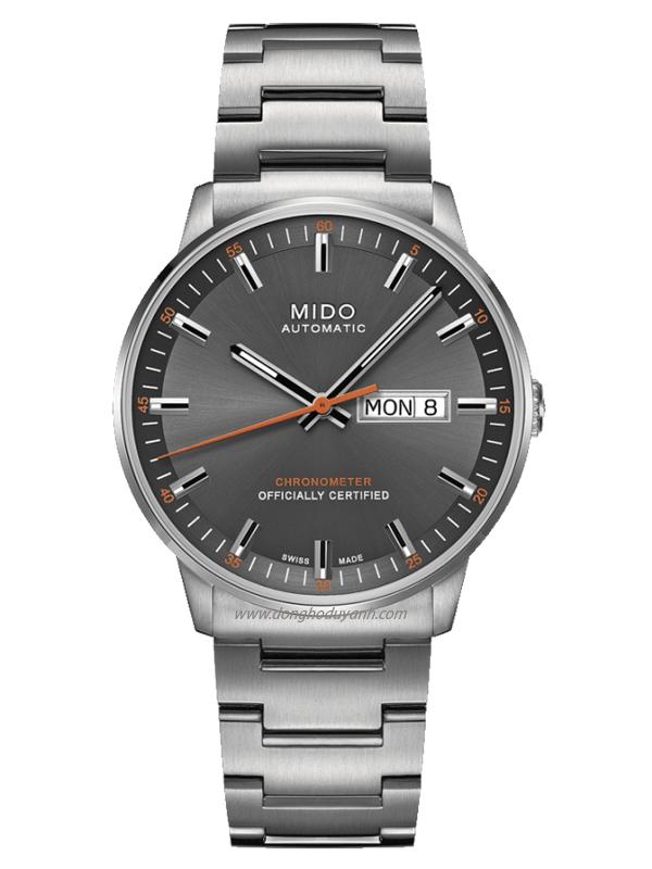 Đồng hồ  MIDO COMMANDER II CALIBER 80 M021.431.11.061.01