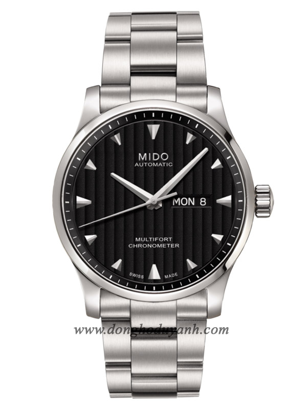 MIDO MULTIFORT CHRONOMETER M005.431.11.441.00