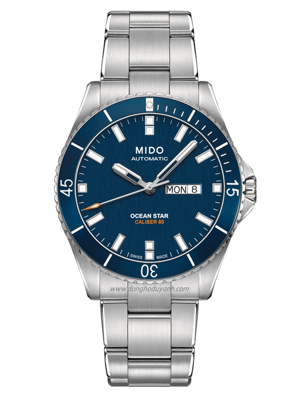 Mido Ocean Star Captain V  Caliber 80 M026.430.11.041.00