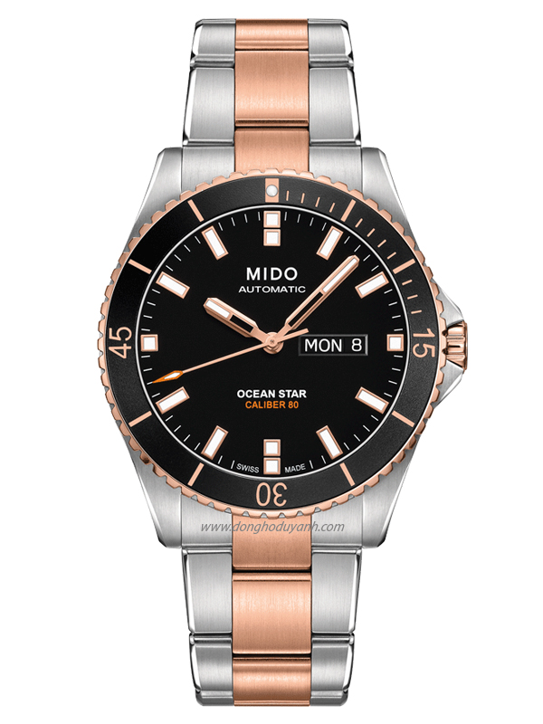 Mido Ocean Star Captain V  Caliber 80 M026.430.22.051.00