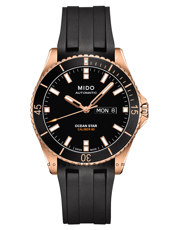 Mido Ocean Star Captain V Caliber 80 M026.430.37.051.00