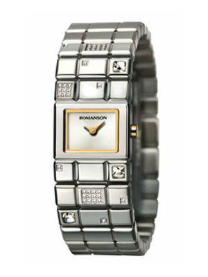 Đồng hồ Romanson RM0324QLWWH