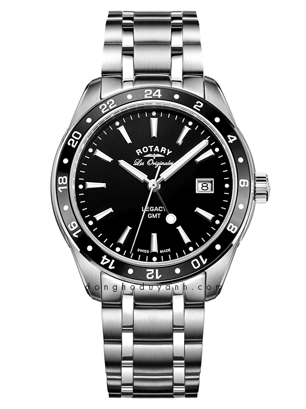Rotary Les Originales Legacy GMT GB90172/04