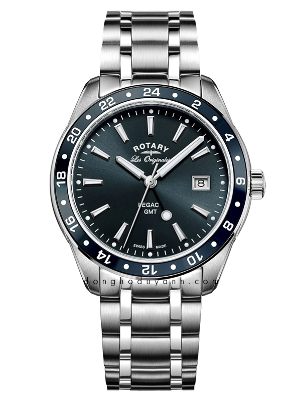 Rotary Les Originales Legacy GMT GB90172/05