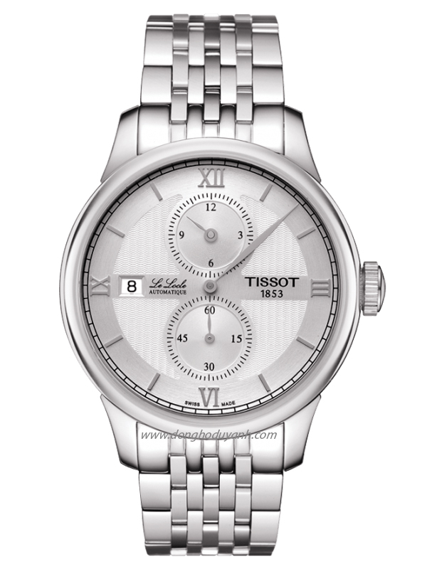 TISSOT LE LOCLE AUTOMATIC REGULATEUR T006.428.11.038.02