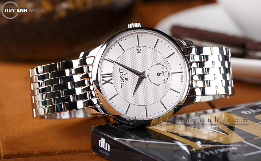 đồng hồ  Tissot Tradition Automatic Small Second