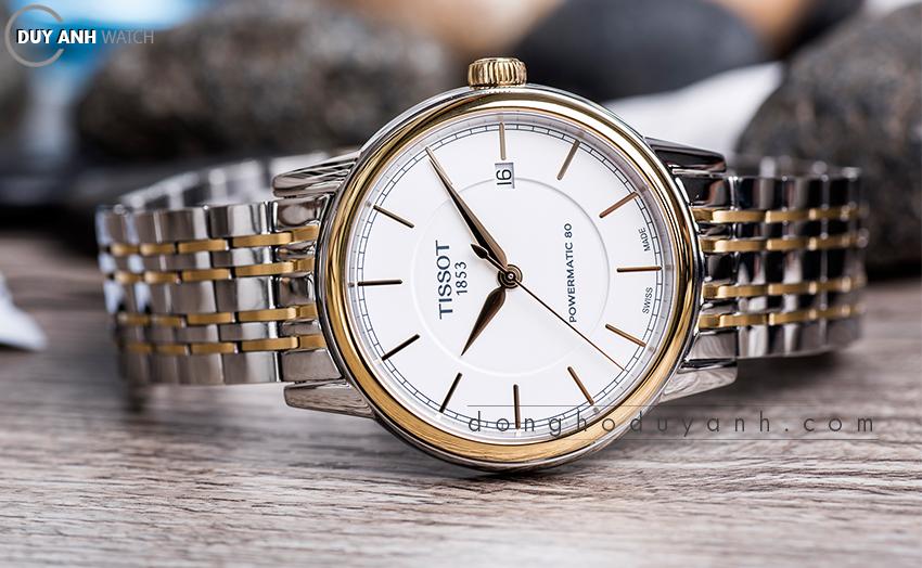 Đồng hồ Tissot Carson Powermatic 80 T085.407.22.011.00