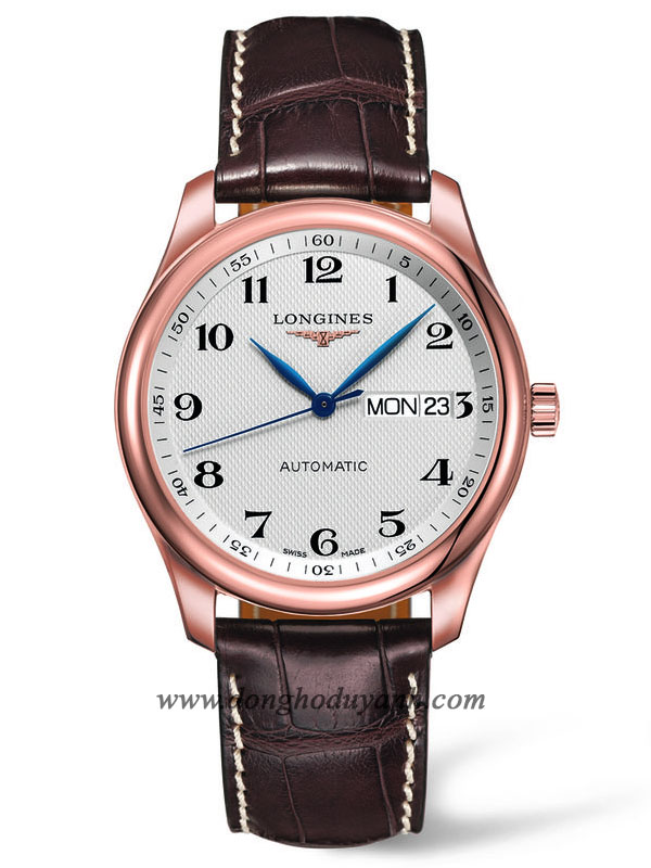 THE LONGINES MASTER COLLECTION STRAP XL L2.755.8.78.5