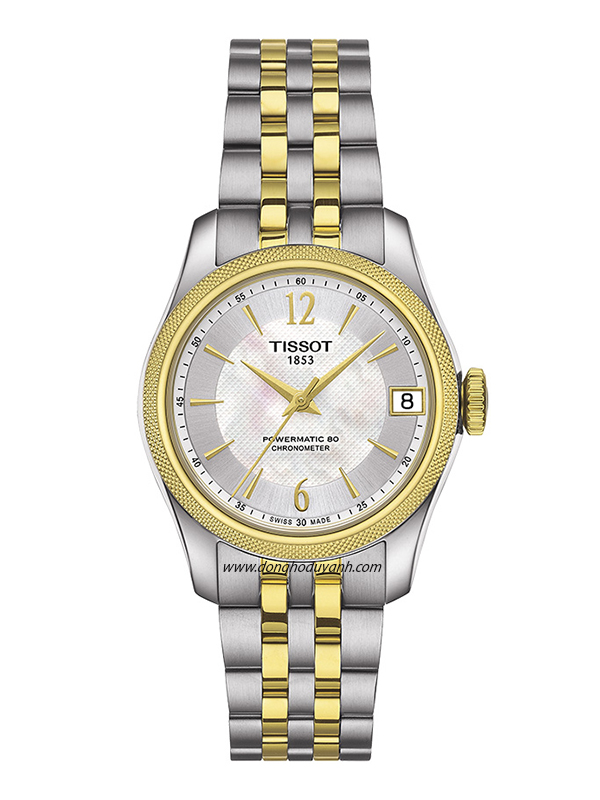 TISSOT BALLADE AUTOMATIC COSC T108.208.22.117.00