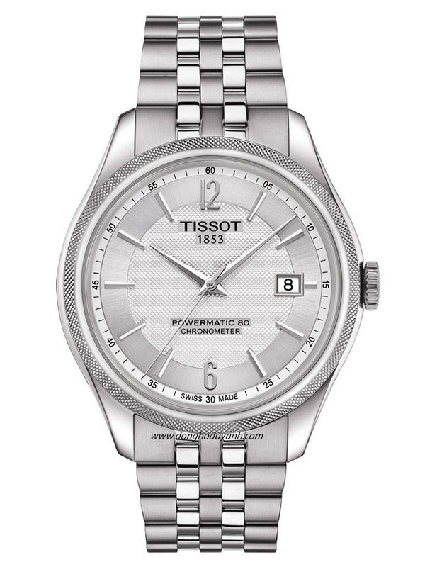 TISSOT BALLADE AUTOMATIC COSC T108.408.11.037.00