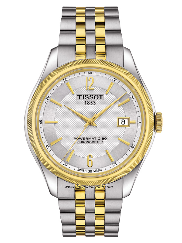 TISSOT BALLADE AUTOMATIC COSC T108.408.22.037.00