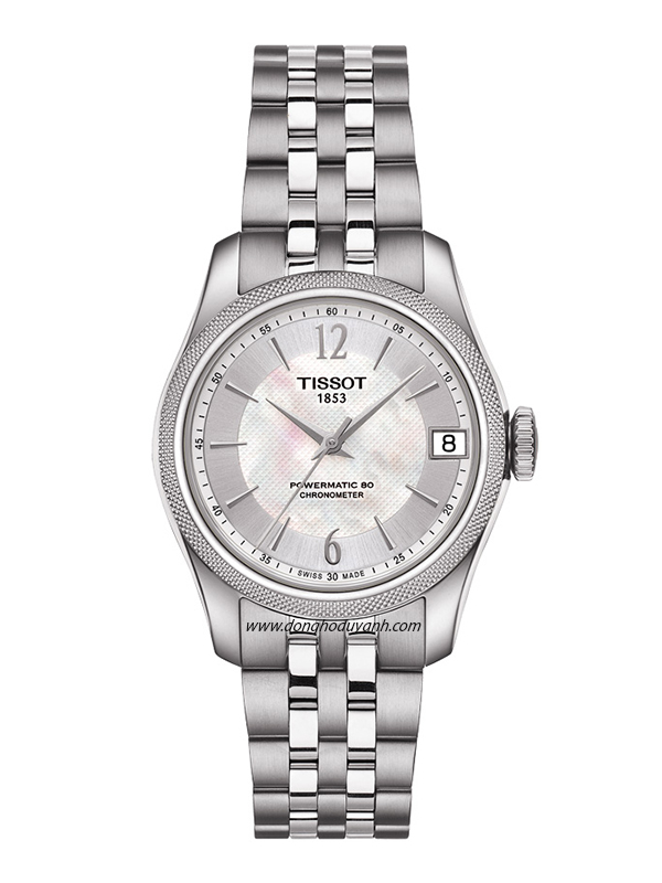 TISSOT BALLADE AUTOMATIC COSC T108.208.11.117.00