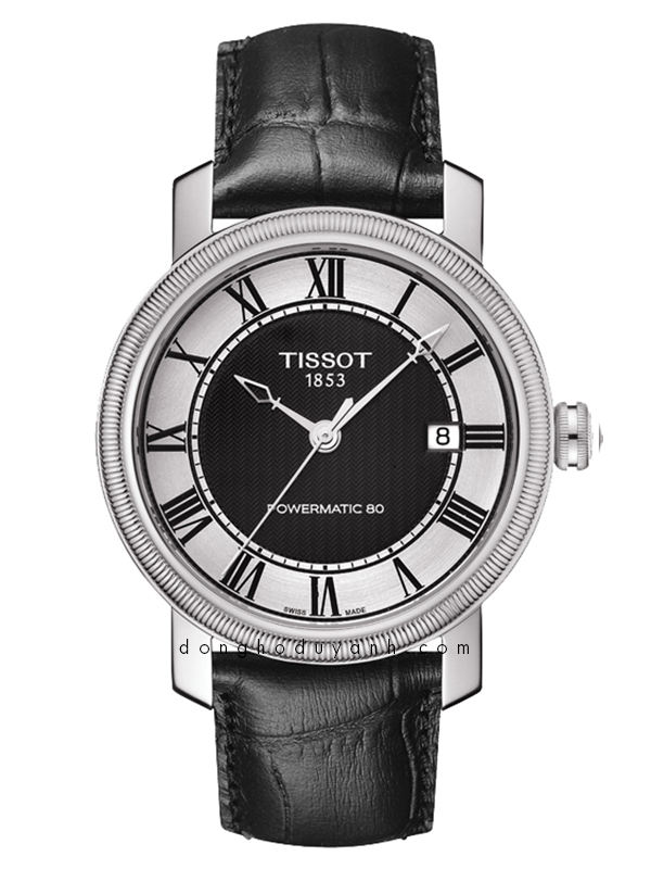TISSOT BRIDGEPORT POWERMATIC 80 T097.407.16.053.00
