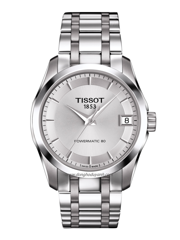TISSOT COUTURIER POWERMATIC 80 T035.207.11.031.00