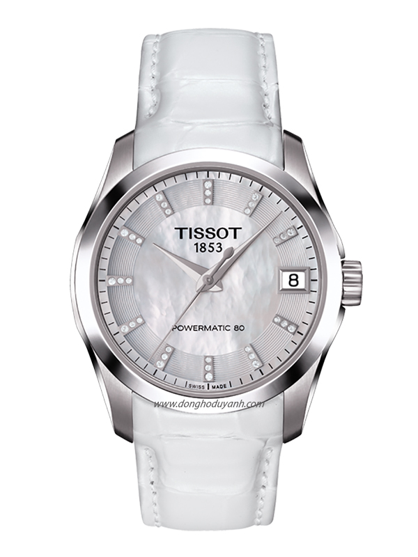 TISSOT COUTURIER POWERMATIC 80 T035.207.16.116.00