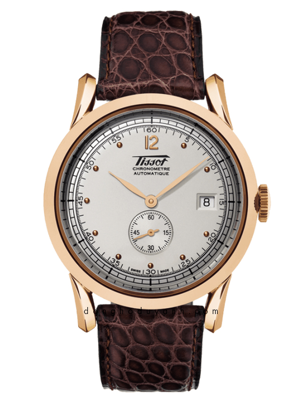 TISSOT HERITAGE 150TH ANNIVERSARY AUTOMATIC T71.8.440.31