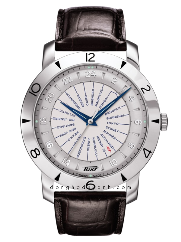 TISSOT HERITAGE AUTOMATIC 160TH ANNIVERSARY NAVIGATOR AUTOMATIC COSC  T078.641.16.037.00