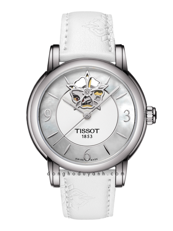 TISSOT LADY HEART POWERMATIC 80 T050.207.17.117.04