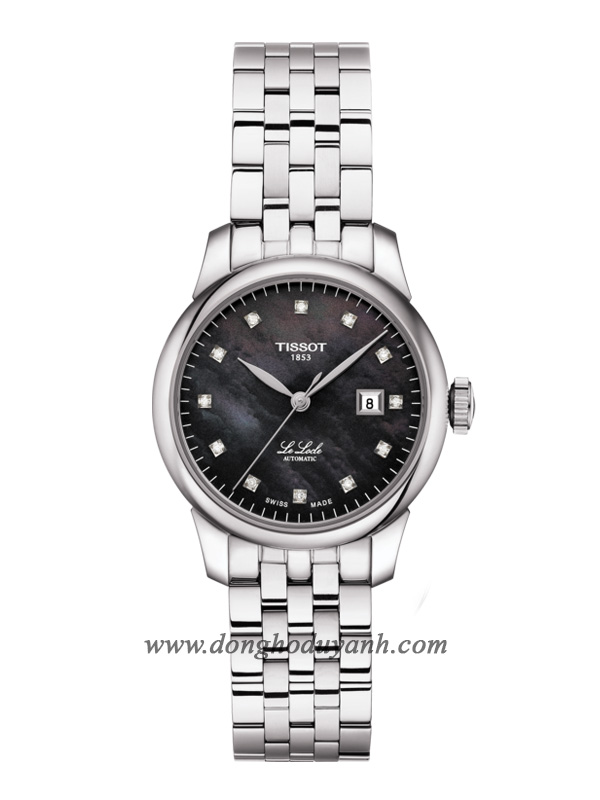 TISSOT LE LOCLE AUTOMATIC LADY T006.207.11.126.00