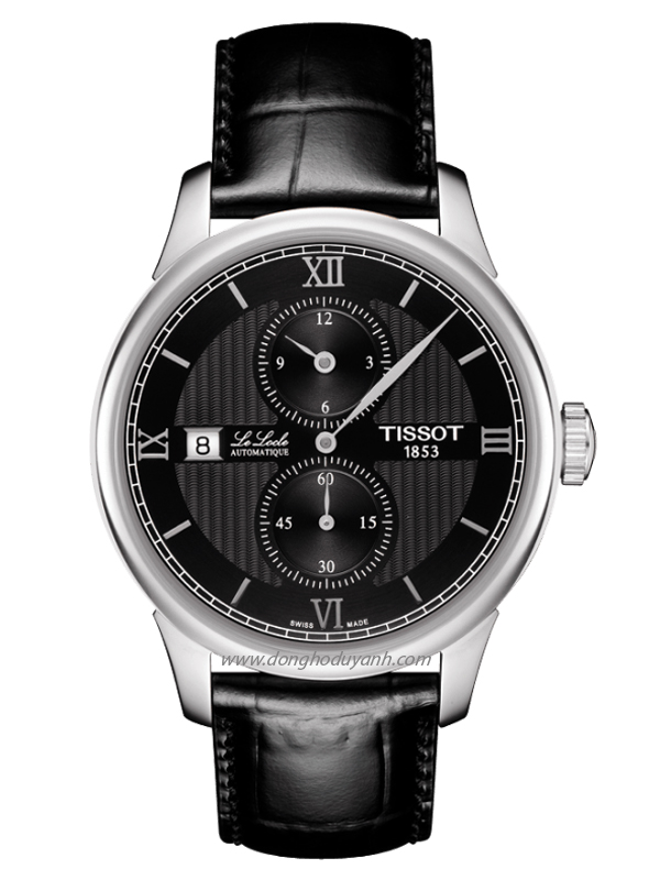 TISSOT LE LOCLE AUTOMATIC REGULATEUR T006.428.16.058.02