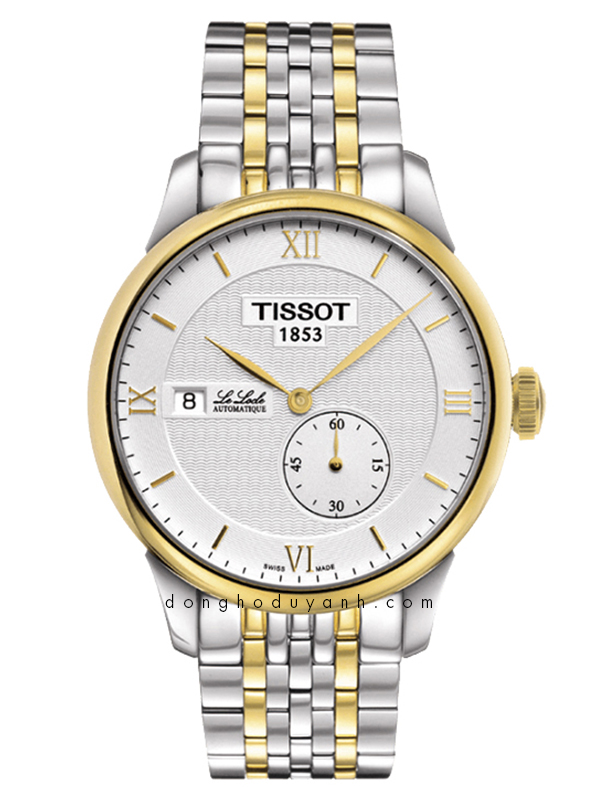 TISSOT LE LOCLE AUTOMATIC PETITE SECONDE T006.428.22.038.00