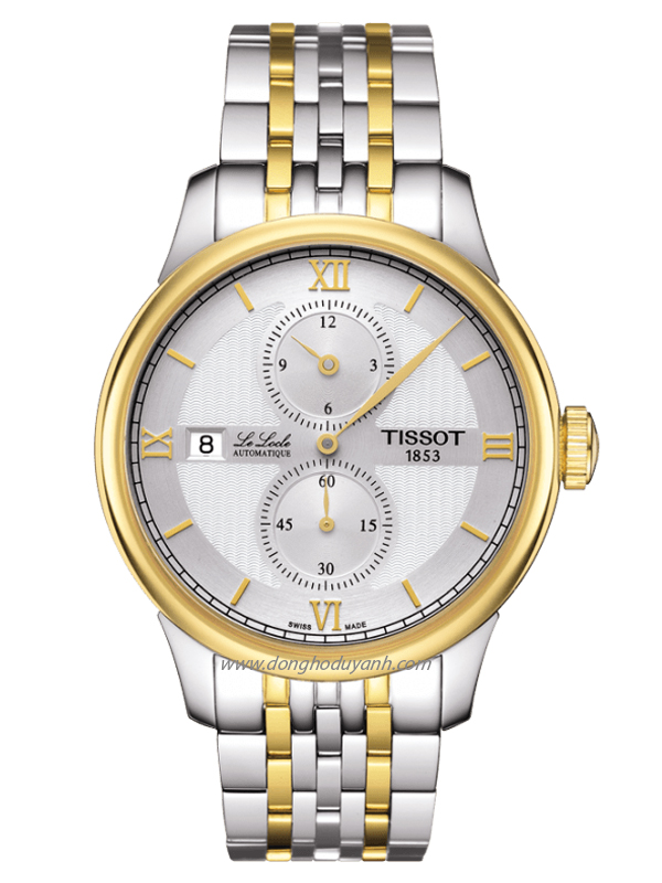TISSOT LE LOCLE AUTOMATIC REGULATEUR T006.428.22.038.02