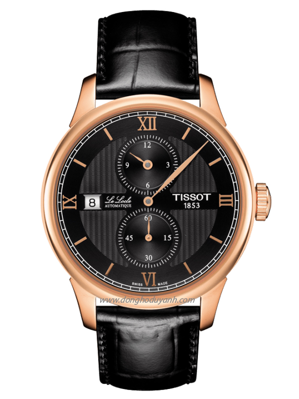 TISSOT LE LOCLE AUTOMATIC REGULATEUR T006.428.36.058.02
