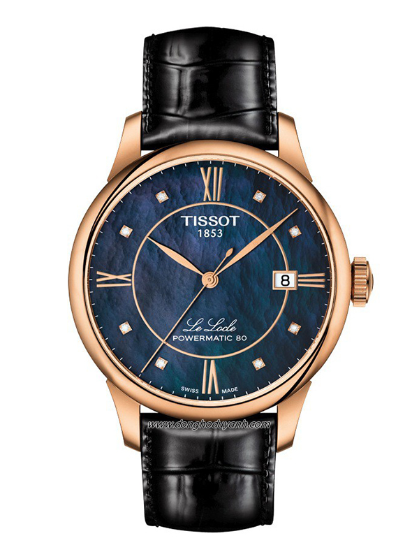 TISSOT LE LOCLE POWERMATIC 80 T006.407.36.126.00
