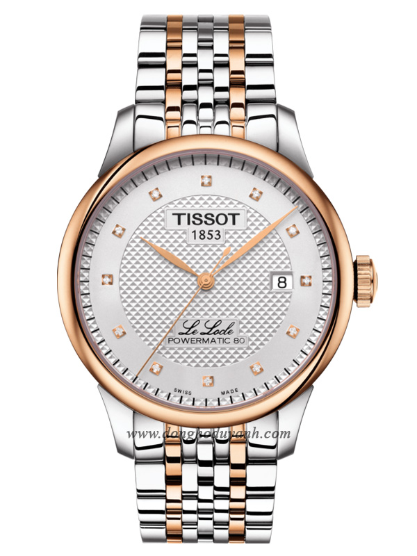 TISSOT LE LOCLE POWERMATIC 80 T006.407.22.036.01