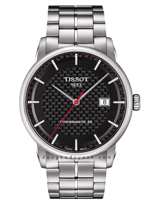 TISSOT LUXURY AUTOMATIC ASIAN GAMES 2014 GENT T086.407.11.201.00