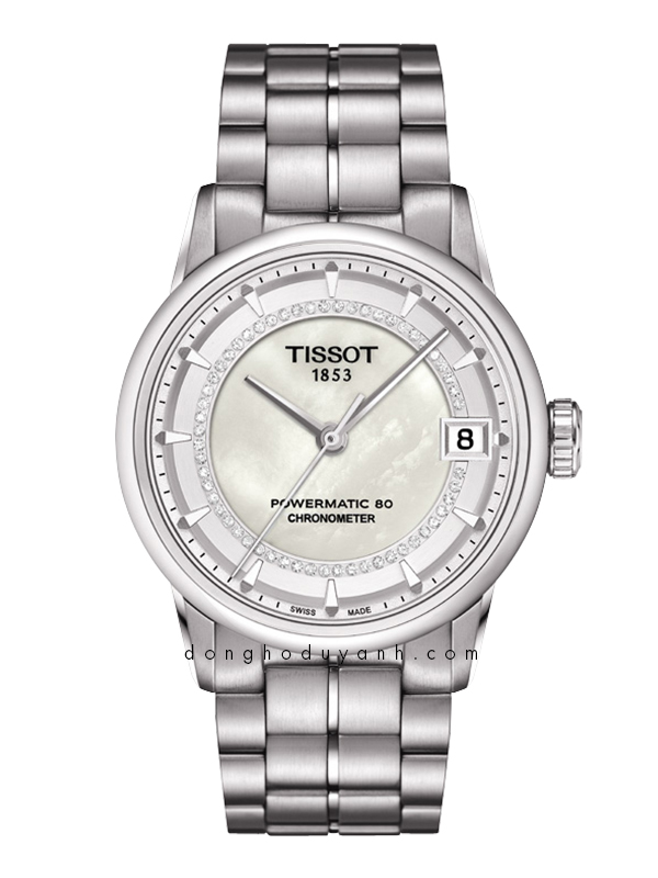 TISSOT LUXURY AUTOMATIC COSC T086.208.11.116.00
