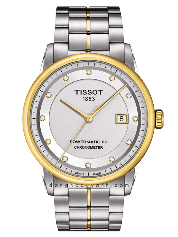 TISSOT LUXURY AUTOMATIC COSC T086.408.22.036.00