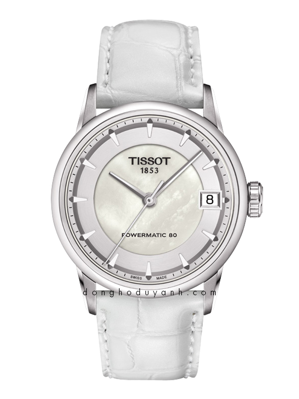 TISSOT LUXURY AUTOMATIC T086.207.16.111.00