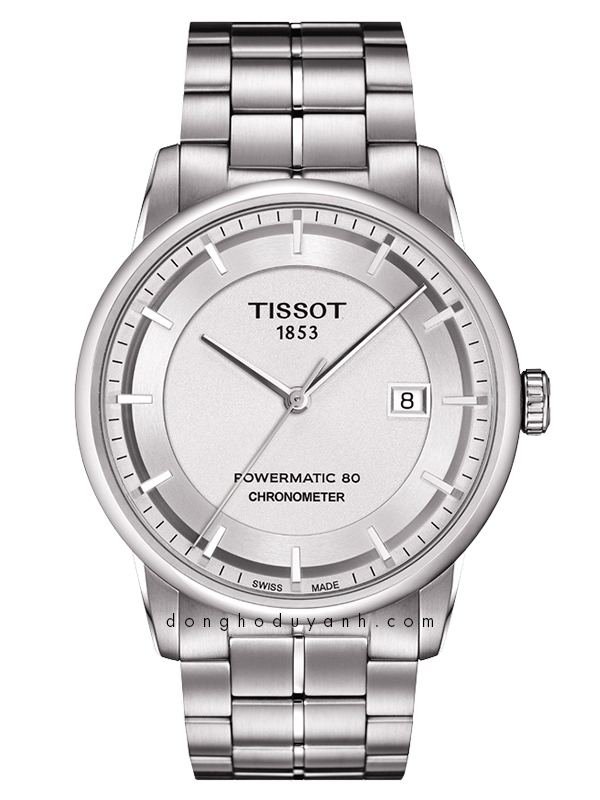 TISSOT LUXURY AUTOMATIC T086.408.11.031.00
