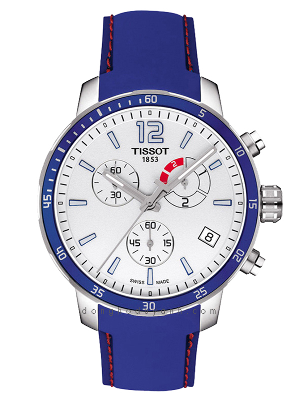 TISSOT QUICKSTER CHRONO FOOTBALL T095.449.17.037.00