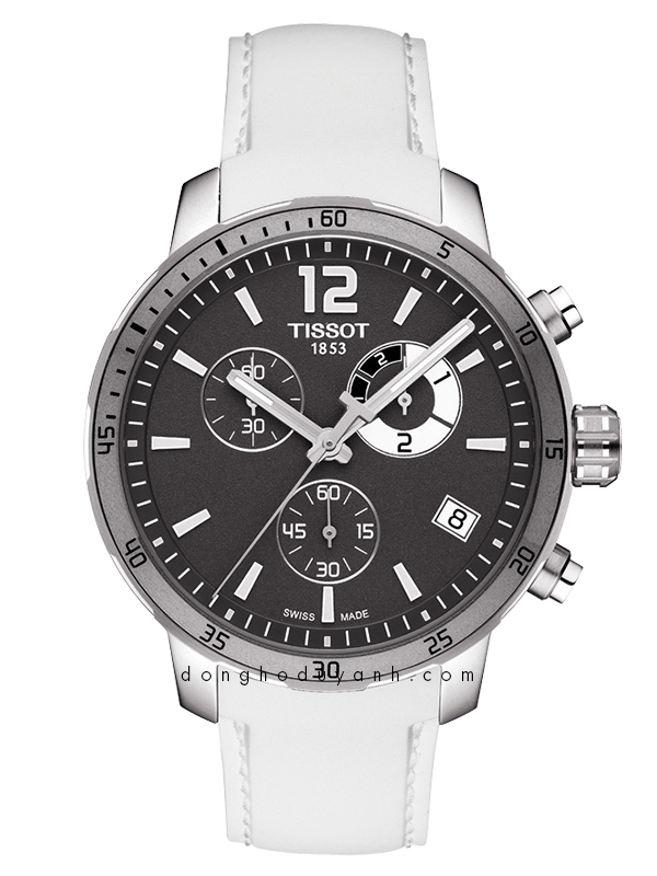 TISSOT QUICKSTER CHRONO FOOTBALL T095.449.17.067.00
