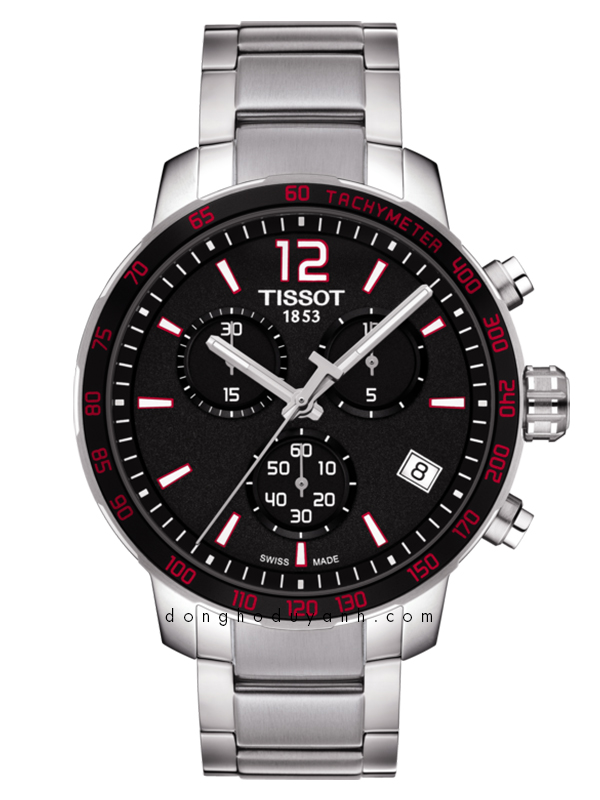TISSOT QUICKSTER CHRONOGRAPH T095.417.11.057.00