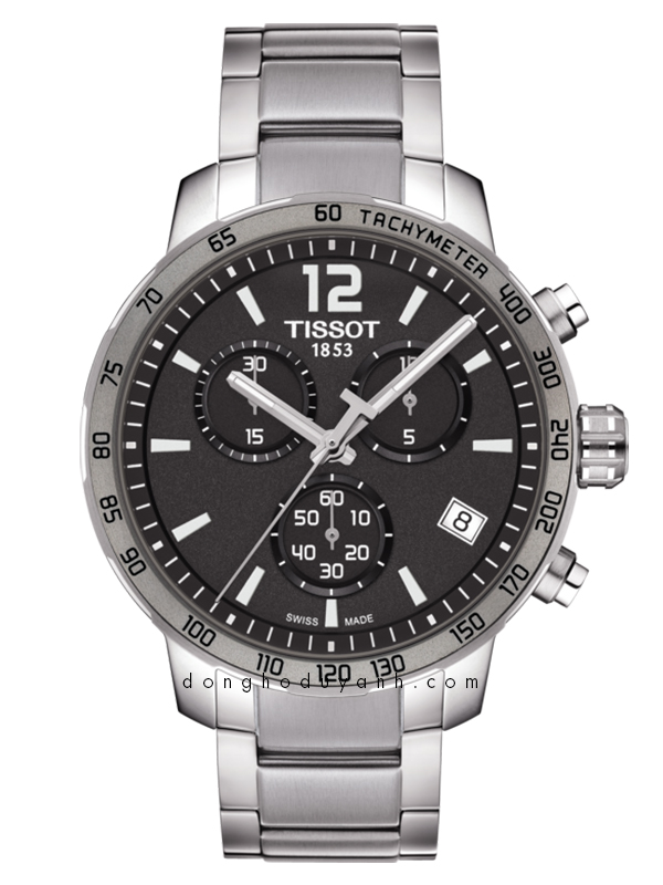 TISSOT QUICKSTER Chrono Football T095.417.11.067.00