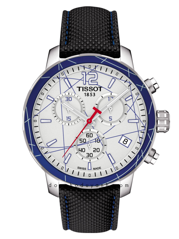TISSOT QUICKSTER ICE HOCKEY 2014 T095.417.17.037.00